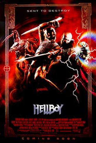 Hellboy Original Poster