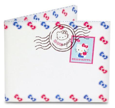 Hello Kitty Airmail Tyvek Mighty Wallet Wallet