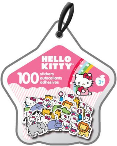 Hello Kitty BTS Sticker Ornaments Stickers