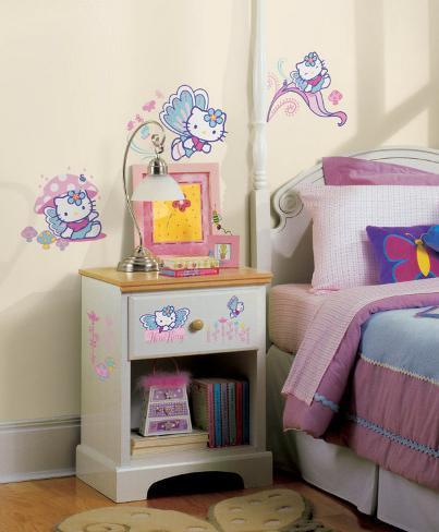 Hello Kitty Adesivo de parede
