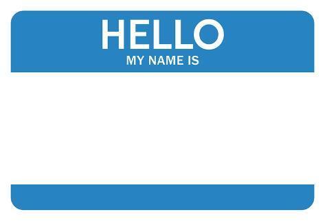 Résultats de recherche d'images pour «my name is»
