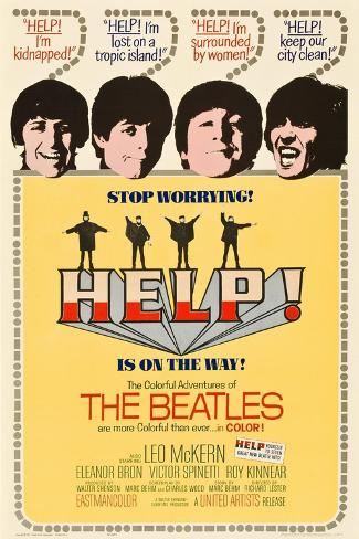 Help!, 1965 Gicléetryck