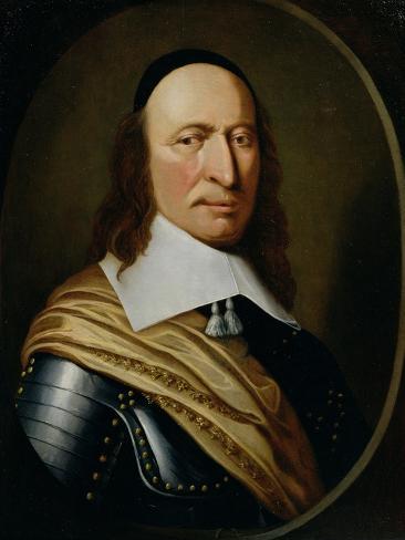 Governor Peter Stuyvesant (1592-1672), C.1660 Giclee Print