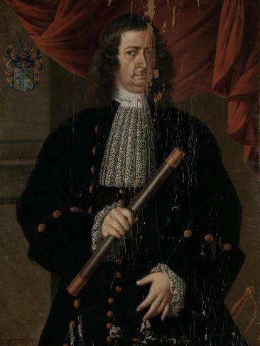 Christoffel Van Swoll Art Print