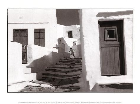 Sifnos, Grece Framed Art Print