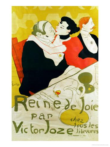 Reine De Joie, 1892 Giclee Print