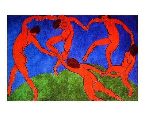 Dance, 1911 Giclee Print