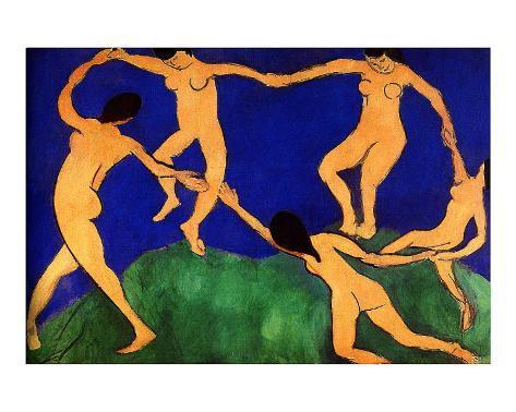 Dance I Giclee Print