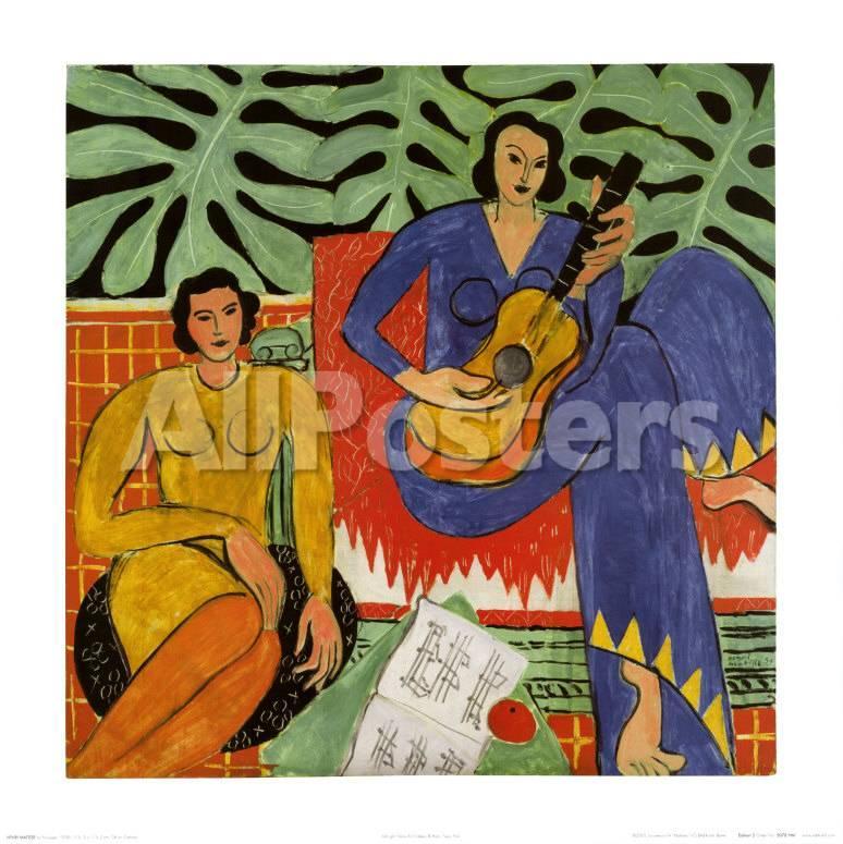 Henri Matisse Posters en AllPosters.es