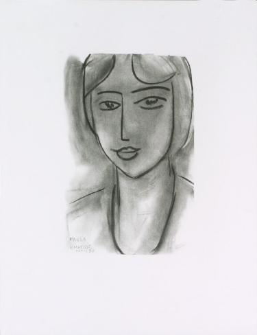 Paula Art Print