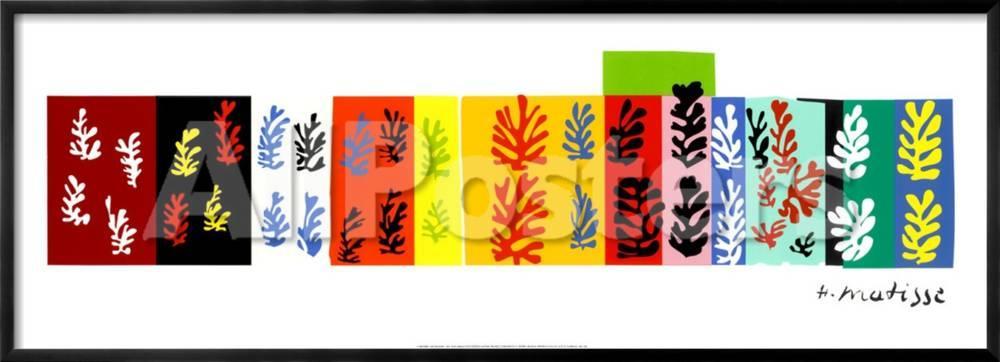 Terciopelo, Les Velours, ca.1947 Pósters por Henri Matisse en ...