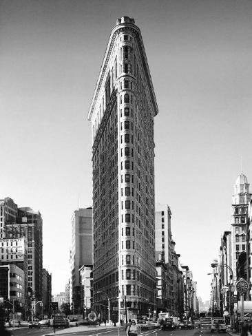 Flatiron Building, New York Art Print