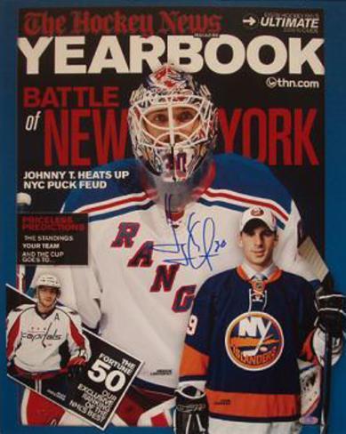Henrik Lundqvist The Hockey News