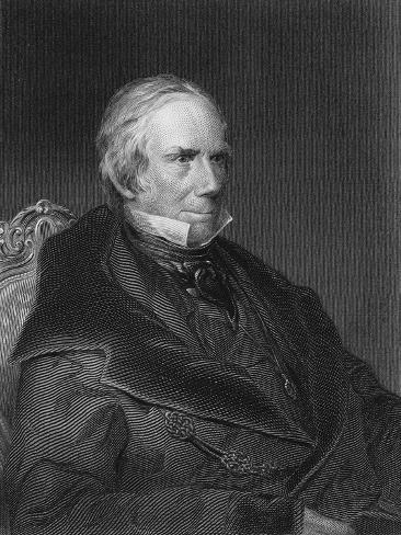 Henry Clay Lámina giclée