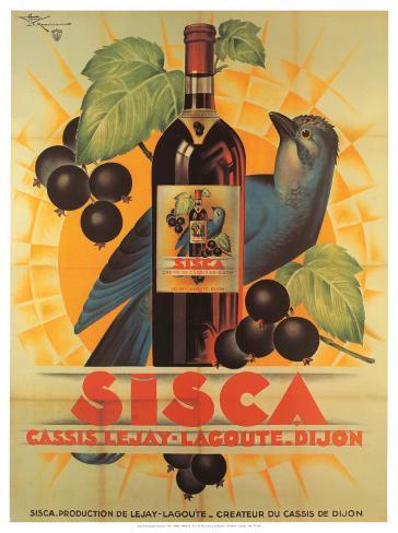 Sisca Art Print