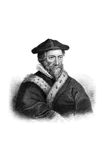 Hans Tausen Lámina giclée
