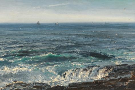 Seascape, 1877 Giclee Print