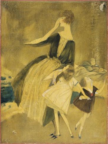 Vogue - August 1922 Stampa giclée premium
