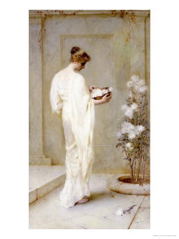 Divinely Fair, 1893 Lámina giclée