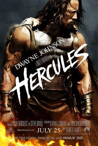 Hercules Double-sided poster