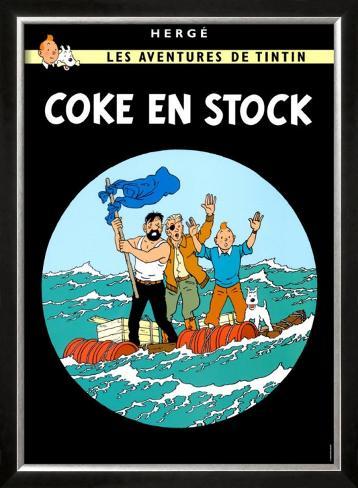 Coke en Stock, c.1958 Framed Art Print