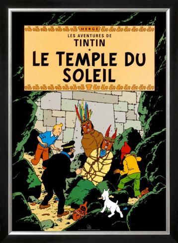 Le Temple du Soleil, c.1949 Framed Art Print