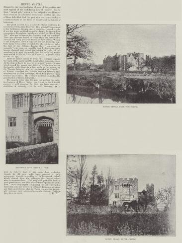 Hever Castle Giclee Print