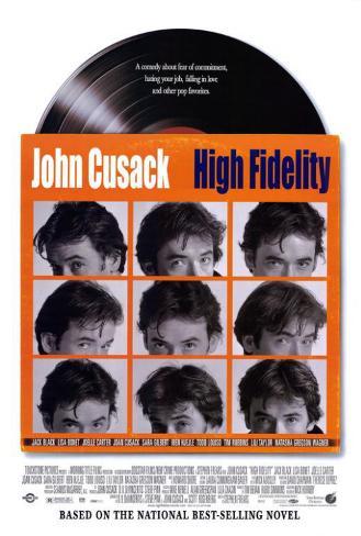 High Fidelity Juliste