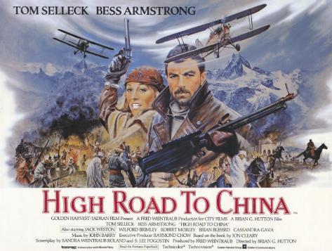 High Road to China Masterprint