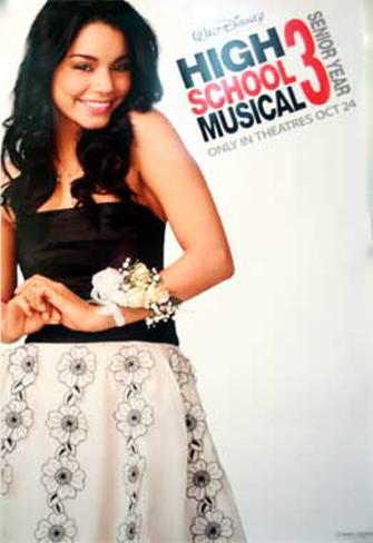 High School Musical 3: The Senior Year Original Poster