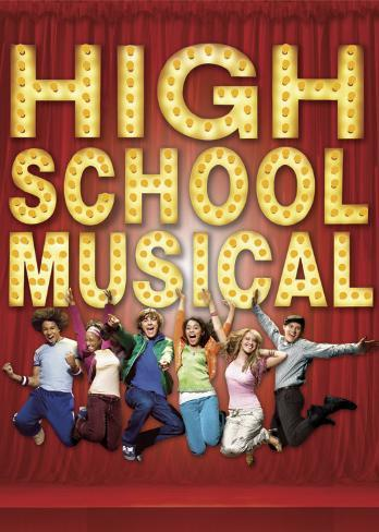 High School Musical Art Print