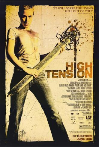 High Tension Masterprint