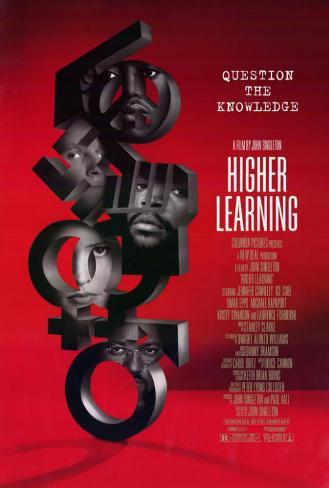 Higher Learning マスタープリント