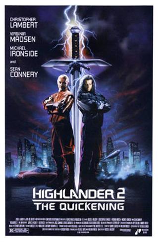 Highlander II Originalposter
