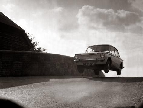 Hillman Imp 1965, Motor Car Photographic Print