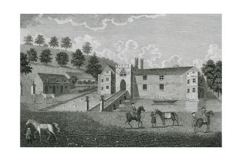 Himley, Staffordshire Giclee Print