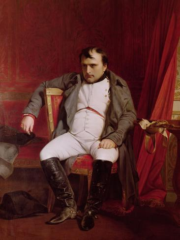 Napoleon (1769-1821) after His Abdication Giclee Print