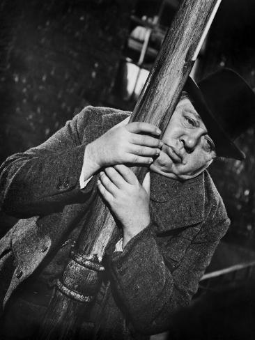 Hobson's Choice, Charles Laughton, 1954 Photo