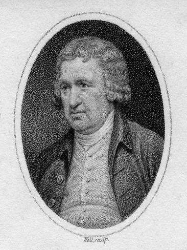 オールポスターズの ホール erasmus darwin english physician and