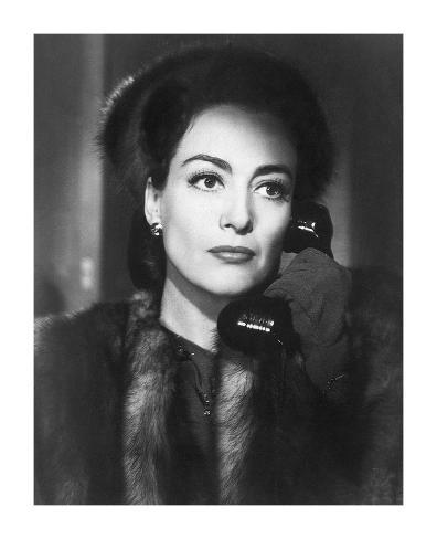 Joan Crawford 1945 'Mildred Pierce' Stampa artistica