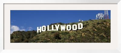 'Hollywood Sign at Hollywood Hills, Los Angeles ...