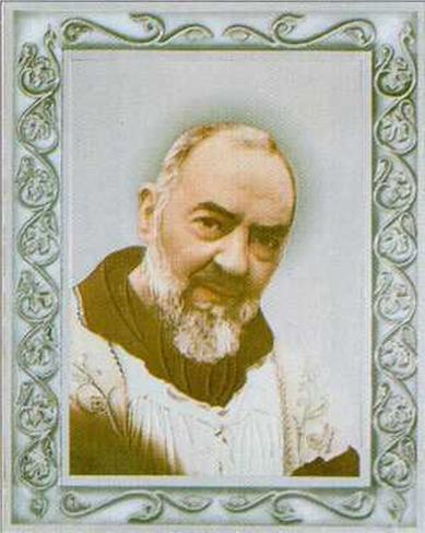 Holy Character VII Art Print