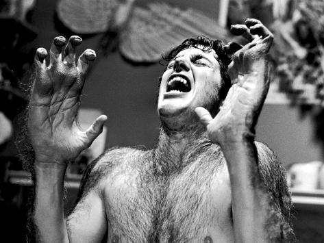 hombre lobo americano en Londres, Un|An American Werewolf in London Fotografía