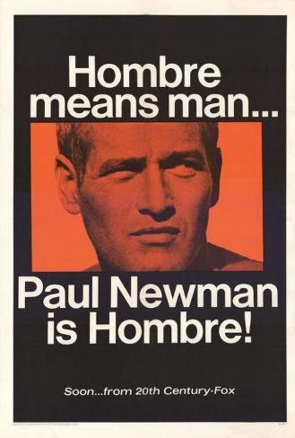 Hombre Poster