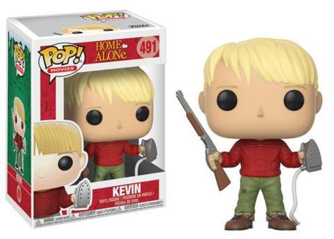 Home Alone - Kevin POP Figure Toy