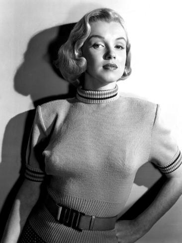 Home Town Story, Marilyn Monroe, 1951 Fotografía