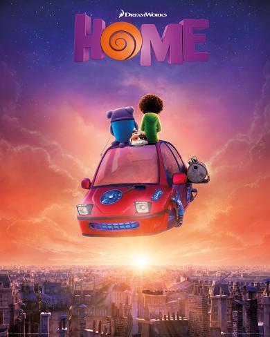 Home Mini Poster