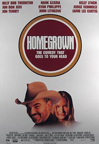 Homegrown Pôster original