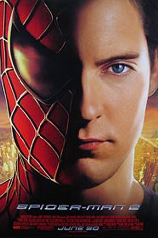 Homem-Aranha 2 Pôster emoldurado