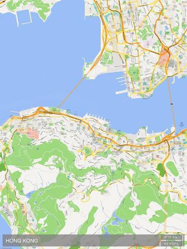 Region Of China Map.Hong Kong Hong Kong Special Administrative Region Of China Map
